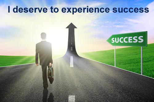 deserve success