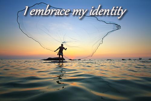 affirmation identity
