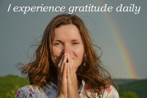 Daily Gratitude Affirmation