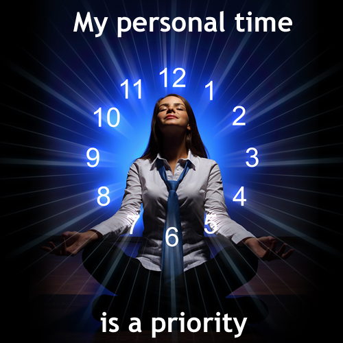 affirmation-personal-time