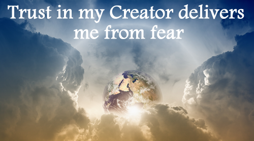 trust in my creator