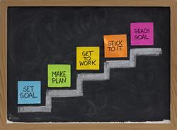 goal steps