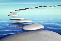 goal stepping stones