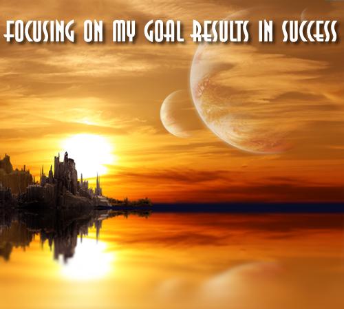 affirmation goal success