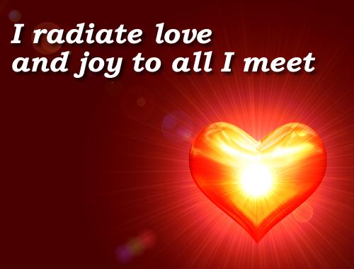 Radiate Love Joy